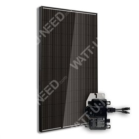 Kit 1 Panel enphase self-consumption-reinjection without storage