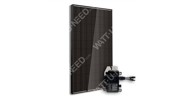 Kit 1 panel self-consumption / reinjection 500w without stockage