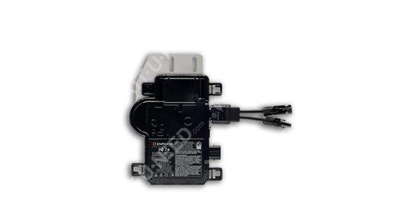 Kit 1 panneau enphase autoconsommation-réinjection sans stockage