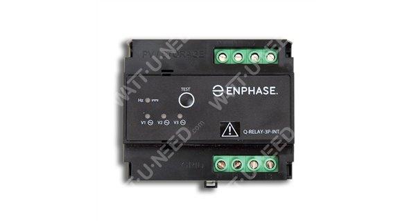 Enphase relais Q (Multiphasé)