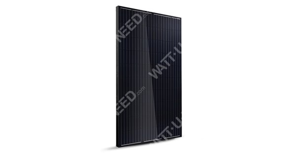Set of 4 panels enphase self-consumption-reinjection without storage