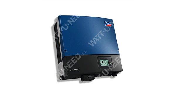 Kit 50 panneaux autoconsommation / réinjection tri 15000W SMA sans stockage
