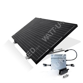 Kit 2 panel self-consumption-Reinjection without storage
