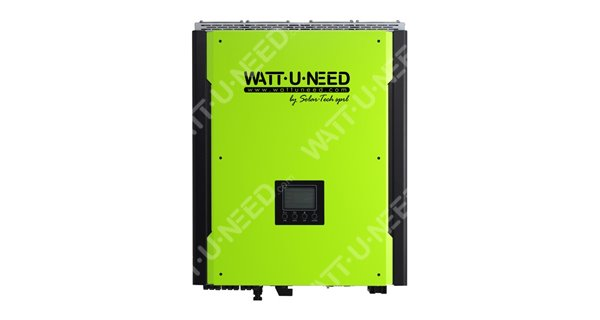 Kit 12 panels consumption / reinjection 3000W with storage