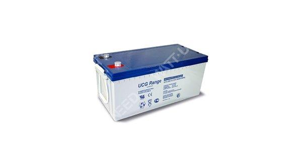 Batterie GEL ULTRACELL