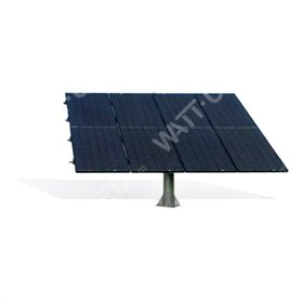 Follower photovoltaic 2 axes to 8 panels