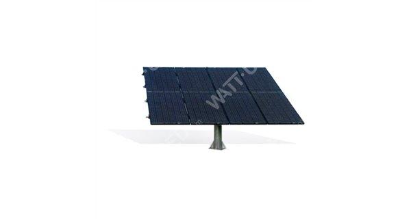 Suiveur Photovoltaïque 2 axes pour 8 panneaux