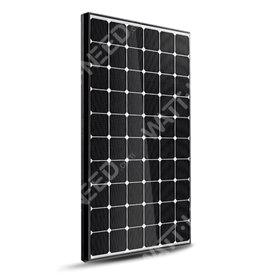 BenQ AUO SunBravo 330Wc monocrystalline solar panel black frame