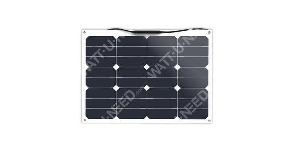 Kit solaire survivaliste 30Wc