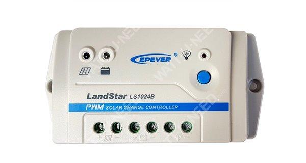 Solar Kit for remote site 100pw - 55Ah - 250VA