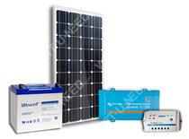 Kit solar 100pw mono - 55Ah - 250VA