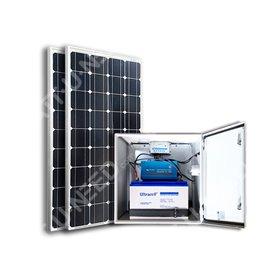 Kit solar 200Wc adventure
