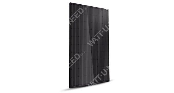 Panneau solaire Hannover solar 300Wc monocristallin full black