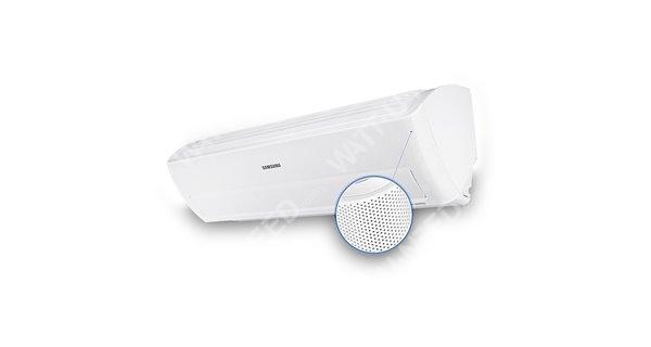 Pompe à chaleur Samsung Wind Free de 2,75 À 6,50 KW
