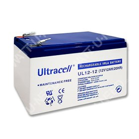 AGM battery Ultracell 12V 12Ah