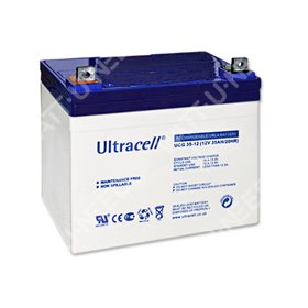 GEL battery Ultracell 12V 35Ah