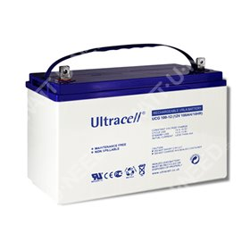 Ultracel GEL battery 12V 100Ah