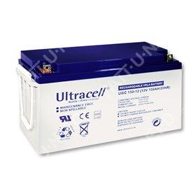 Batterie GEL Ultracell 12V 150Ah