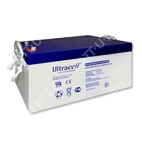 Batterie GEL Ultracell 12V 250Ah