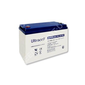 Batterie AGM Ultracell 12V 100Ah
