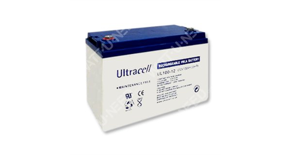 AGM battery Ultracell 12V 100Ah