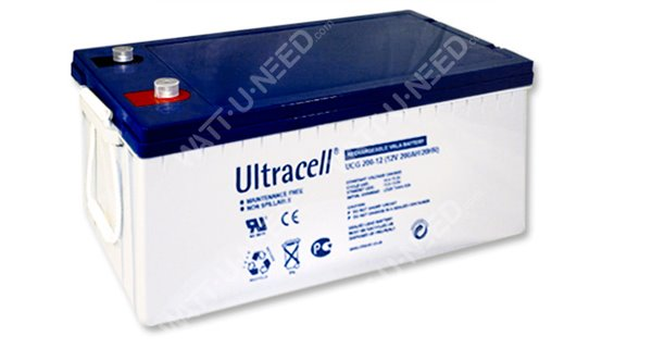 Batterie Solaire Ultracell Gel
