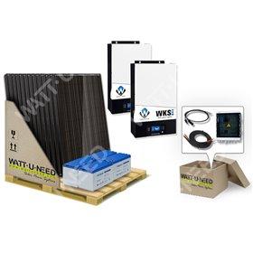 Self-consumption kit 21 solar panels