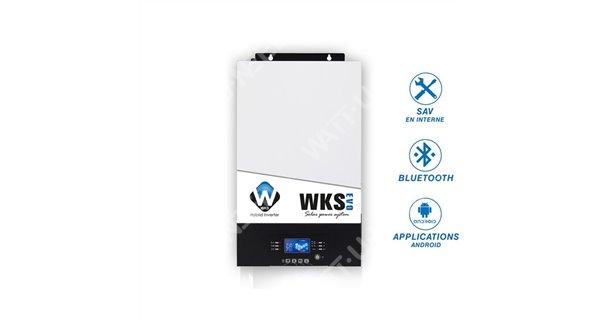 Self-consumption kit 42 solar panels 20kva