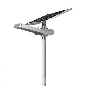 Solar lamp post - LED autonomous WU 20W 18V - Panel 65W