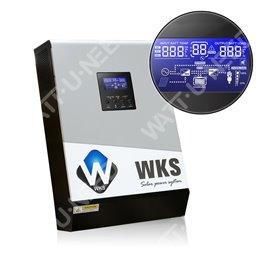 Onduleur hybride WKS Plus 3 kVA 24V 25A Promo
