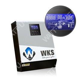 Onduleur hybride WKS 1 kVA 12V Promo