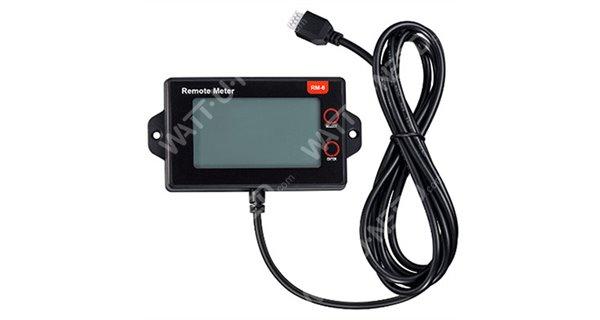 Affichage LCD RM-6 pour contrôleur SRNE MPPT