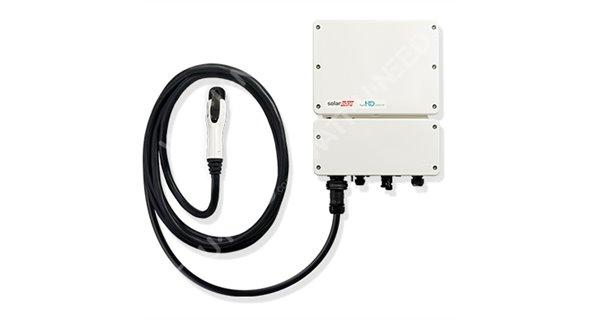Onduleur et chargeur SolarEdge SE3680H à SE6000H EV