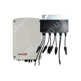Onduleur SolarEdge mono Compact SE1000M à 2000M