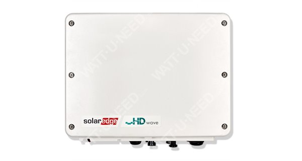 SolarEdge SE2200 to SE6000H HD Wave inverter