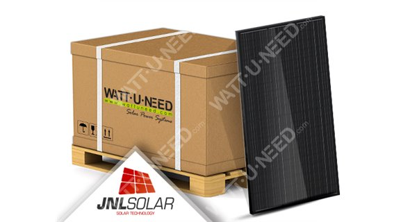 Solar Panel JNL solar monocrystalline 300 WC full black