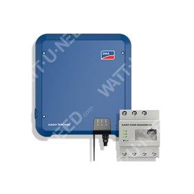 Onduleur triphasé SMA Sunny Tripower STP 10.0 TL INT BLUE - Zéro Injection