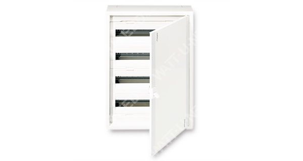 NewVegaD control cabinet, 96 modules