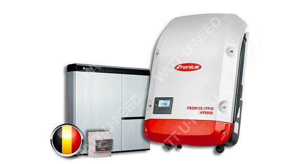 X-Hybrid converter SolaX 3700E