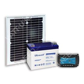 11, 5Wc - 35Ah - 12V solar Kit