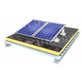Kit de fixation au sol pour panneaux solaires Soprasolar Fix Evo
