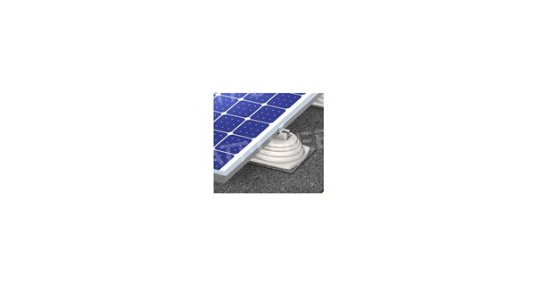 Floor mounting kit for Soprasolar Fix Evo solar panels