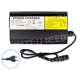 Chargeur batterie lithium YZPOWER 14.6V 20A