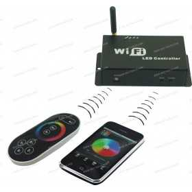 WIFI led controler
