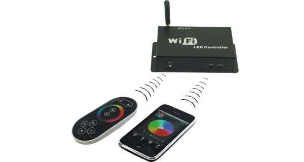 WIFI led controler