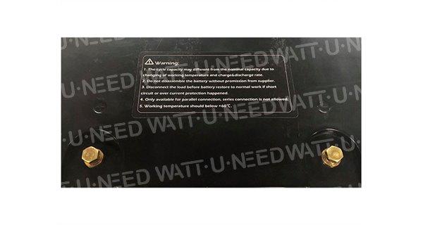 12.8V 200Ah lithium battery SolarFam
