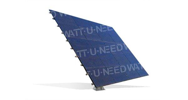 Suiveur Photovoltaïque 2 axes 20 panneaux
