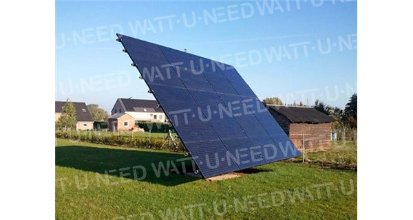 Photovoltaic Tracker 2 axes 20 panels