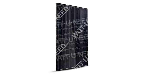 Solar Panel Full Black JNLSOLAR