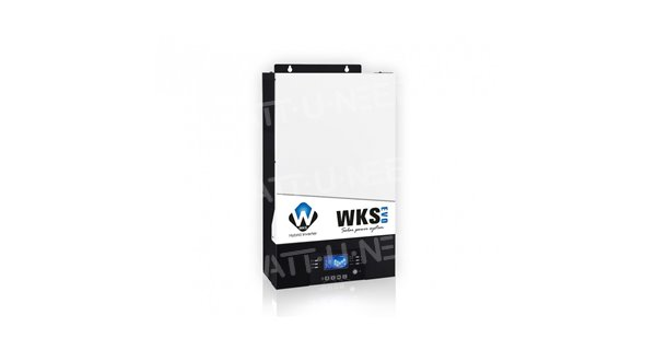 Onduleur solaire hybride WKS EVO